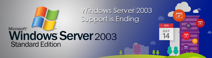 Windows server 2003 support
